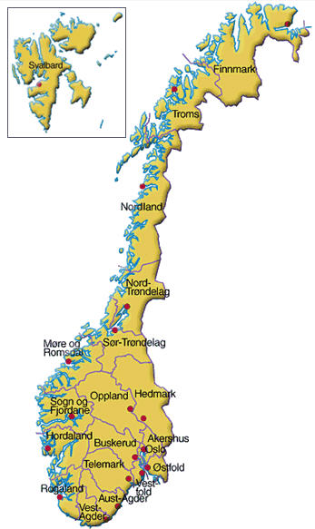 counties-of-norway2