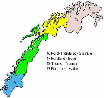 mapnorthernnorway