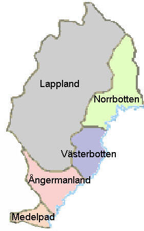 mapnorthernsweden