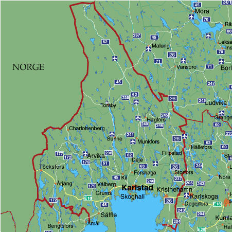 mapvarmlandstadskartan